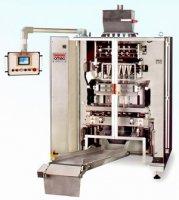 Автомат для фасовки продуктов в пакет «тетраэдр» и «стик» модели CS/5