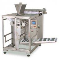 Многодорожечный автомат для упаковки сыпучих продуктов и материалов - легкосыпучих и гранулятов