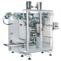 Многодорожечный автомат с дозатором пневматическая помпа модели «ОМАГ С3» для вязких и пастообразных продуктов