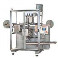 Многодорожечный автомат с вибрационным дозатором модели «ОМАГ С3» для упаковки штучных продуктов в индивидуальные ячейки, фасовки и упаковки таблеток