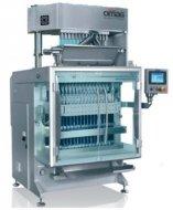 Многодорожечный вертикальный упаковочный автомат модели «ОМАГ СS» для фасовки трудносыпучих продуктов в «СТИК-пакет»